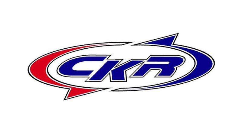 CKR kart brand logo